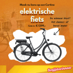 Win een gratis Cortina e-bike