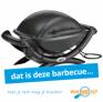 Gratis Weber BBQ t.w.v. €289 testen en houden!