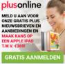 Kans op Apple iPad twv €369