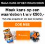 Maak kans op een Thuisbezorgd.nl bon twv €500!
