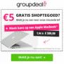 Kans op Apple Macbook €509 bij aanmelden nieuwsbrief