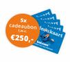 Feiten & Fabels Quiz: win een cadeaubon twv €250!