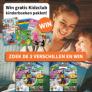 Zoek de verschillen en win een kinderboekenpakket!